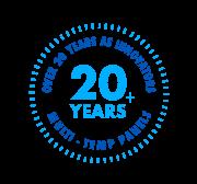 20 Plus Years Multi-Temp Innovators